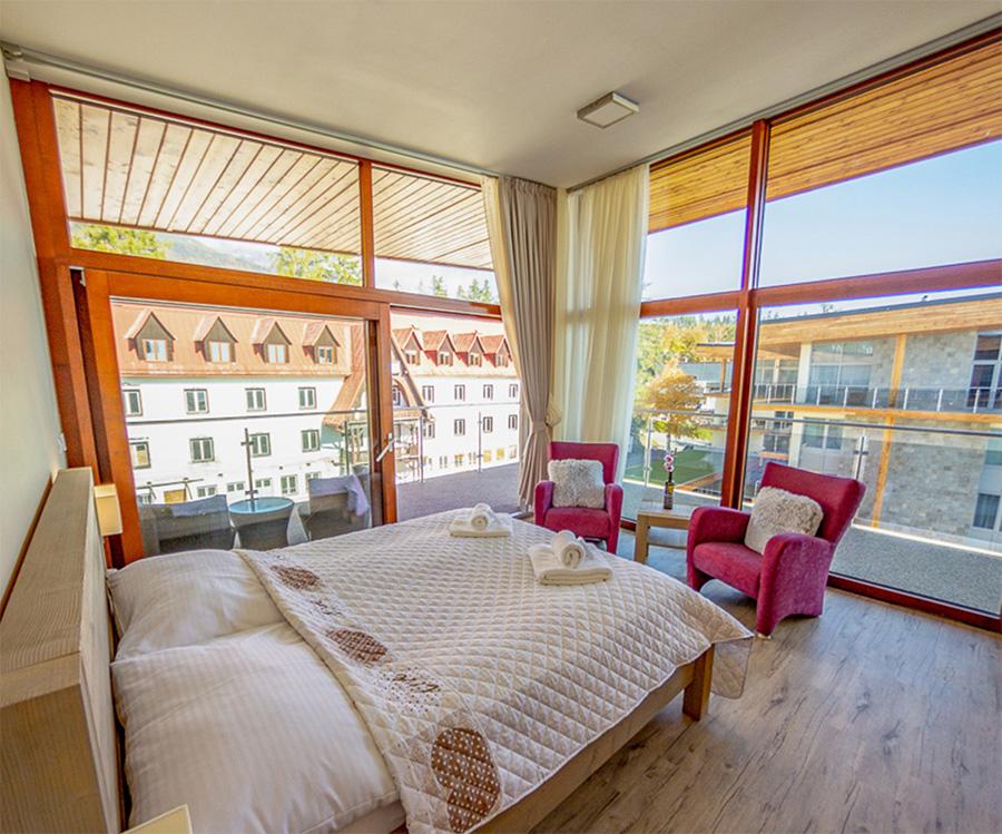 Apartmány Tatry - apartmán A407