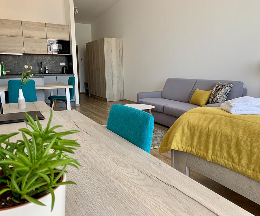 Apartmány tatry štúdiový apartmán C405