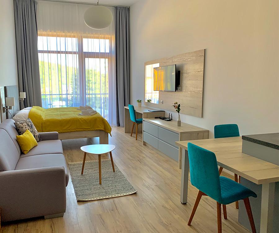 Apartmány tatry štúdiový apartmán D 406