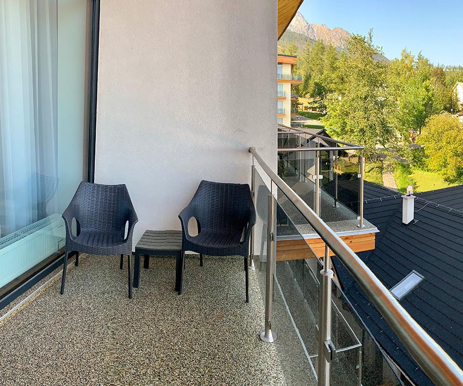 Apartmány tatry štúdiový apartmán D410
