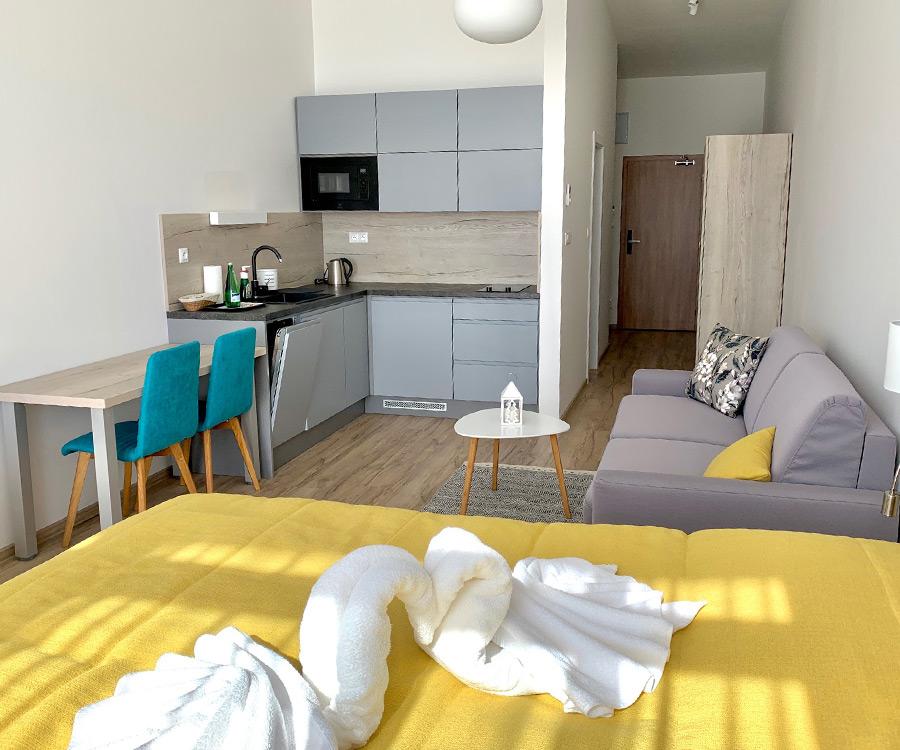 Apartmány tatry štúdiový apartmán C412